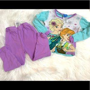 Frozen Pajamas set